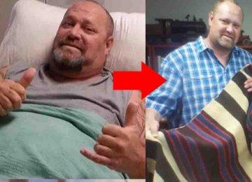 אחרי שעבר תאונת דרכים קטלנית, האיש הנכה הזה חי מ800 שקלים בחודש בלבד. 7 שנים לאחר מכן הוא מוצא בארון שלו שמיכת פסים שמשנה את חייו לנצח