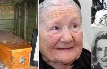 היא סיכנה את חייה והסתירה אלפי ילדים יהודים בארונות קבורה – שנים לאחר מכן העולם כולו הזדעזע, כאשר האמת נחשפה