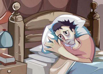 5 מחלות שיכולות להתפתח בגוף מחסור שינה