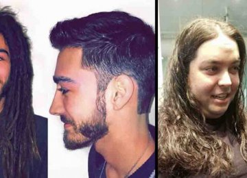מדהים – 15 גברים שעשו שינוי ענק והורידו את השיער הארוך שהיה להם