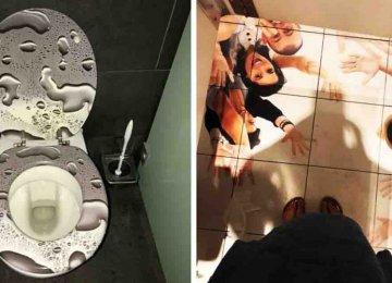 25 עיצובים מוזרים של מקלחות ושירותים שקשה להבין אותם וממש קשה לשכוח מהם