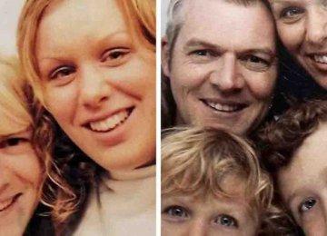 שינוי מדהים – הזוג הזה תיעד במשך 19 שנה את התהליך שלהם מבני זוג למשפחה עם 2 ילדים
