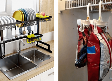 19 פתרונות שיעזרו לכם לסדר את הבית בצורה מושלמת!