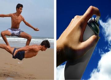 25 אנשים שיודעים לצלם תמונות יותר טוב מכל מקצוען!