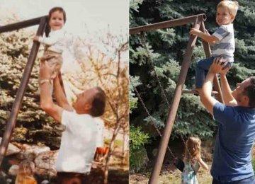 מקסים – 14 נכדים שיחזרו במדוייק תמונות וחוויות של הסבים והסבתות שלהם