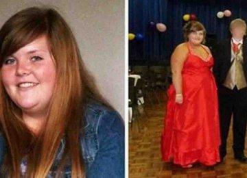 הבחורה הזו סבלה כל חייה מכינויי גנאי בגלל משקלה, היא החליטה לרדת במשקל והיום כל אלה שקיללו אותה מנסים עכשיו לצאת איתה
