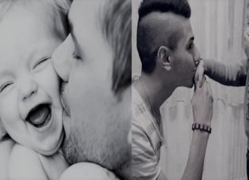 20 תמונות שמוכיחות, שאבות הם החברים הכי טובים של הבנות שלהם!