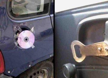 לא עובר טסט – 20 תיקונים ברכב שפשוט יקרעו אתכם מצחוק