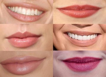 מה צבע השפתיים שלכם אומר על מצבכם הבריאותי? – כנסו לגלות