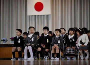 דרישות ההתנהגות בבית ספר יסודי ביפן היא כמעט בלתי אפשרית למבוגרים!!