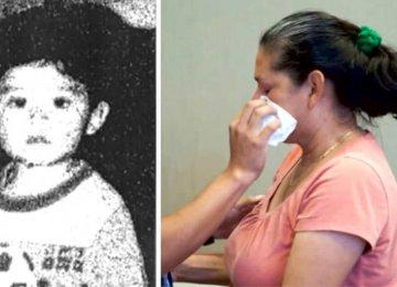 בנה נחטף כשהיה בן שנה וחצי בלבד – אחרי 21 שנים, מישהו דופק לה על הדלת וחושף את האמת המדאיגה