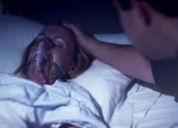 אשתו נכנסה למוות קליני בזמן הלידה – כשהרופאים קראו לו להיפרד, הוא לחש לה משפט באוזן ששינה הכל