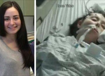 רגע לפני שאשפזו אותה בבית חולים לחולי נפש – המשפחה צפתה בתוכנית טלוויזיה שהצילה את חייה