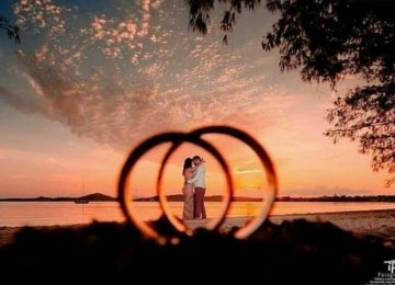 הצלם שמצא את הזיכרון הטוב ביותר לטבעות נישואין