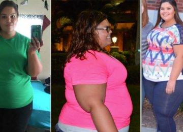 """הצעירה בת ה19 שקלה 145 ק""""ג – אך בתוך שנה בלבד היא השילה 80 ק""""ג ממשקל גופה ועוררה השראה ברחבי העולם"""