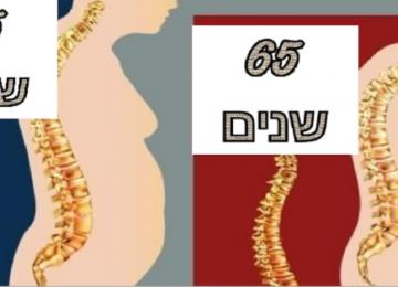 9 הרגלים שהורסים את עמוד השדרה שלכם והגב