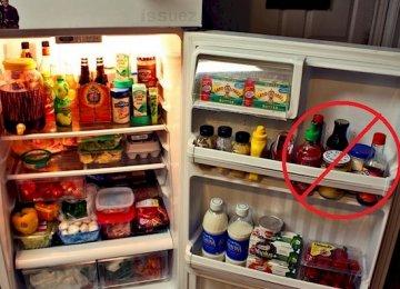 שימו לב! אם אחד מהמוצרים הבאים מאוחסן במקרר שלכם, הוציאו אותם מיד!
