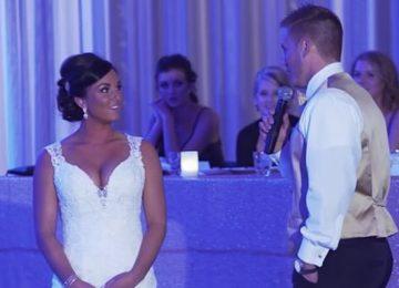 """באמצע החופה החתן הפתיע – """"את יודעת שעכשיו אנחנו משפחה של 3"""" וביקש מהכלה המבולבלת להסתובב"""