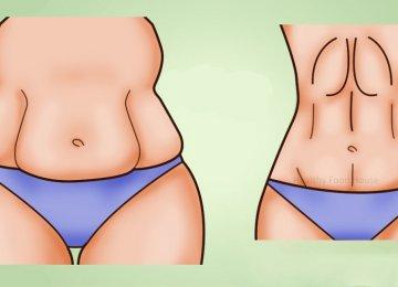בצעו זאת למשך 6 דקות בכל יום – וזה מה שיקרה לשומן באזור הבטן שלכם! פשוט מדהים!