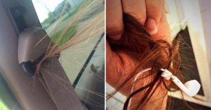 20 רגעים מצחיקים ומטרידים שרק נשים עם שיער ארוך יוכלו להזדהות איתם