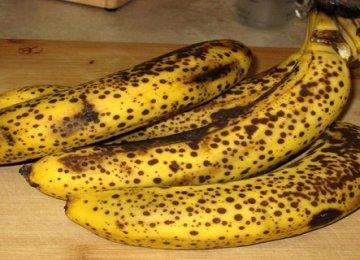 זה מה שיקרה לגוף שלכם אם תאכלו שתי בננות עם נקודות שחורות כל יום למשך חודש…