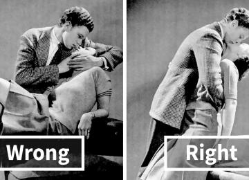 שאלתם פעם מהן סוגי הנשיקות הנפוצים ביותר!?