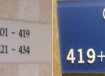 זאת הסיבה המסתורית שבגללה לא תמצאו חדר עם המספר 420 בבתי המלון!