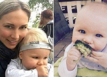 התינוקת הזו לא אכלה סוכר מאז שנולדה,והתוצאות מדהימות!
