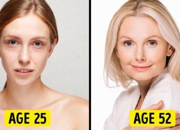 כיצד להאט את ההזדקנות ולהישאר צעיר יותר