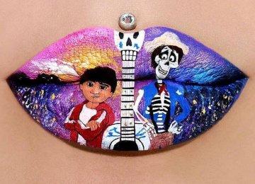 20 עיצובי השפתיים הכי מטורפים שיצא לכם לראות