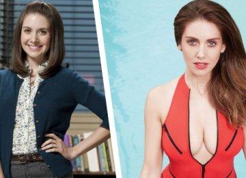 17 שחקניות שנראות חנוניות – אבל הן ממש לא! מי הכי יפה לדעתכם?!