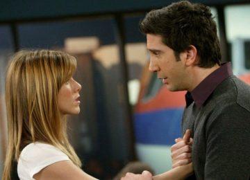 זוכרים את סיפור האהבה של רוס ורייצ'ל?