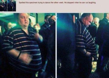 הסיפור המרגש של הגבר שרק רצה לרקוד ועבר השפלה נוראית
