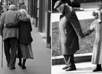 28 תמונות שמראות מהי אהבה נצחית שממש נגעו בנו!