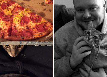הם אימצו חתול רחוב –  אך כאשר הם הגיעו הביתה, הם גילו שהוא לא חתול רגיל