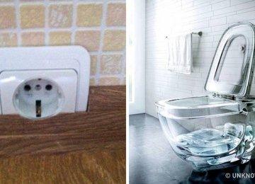 21 פעמים שבהם עיצוב הבית לא יצא כמו שציפו וזה פשוט מצחיק!