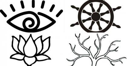 בחרו באחד מהסמלים הבאים ואנחנו נחשוף את הפחד הגדול ביותר שלכם