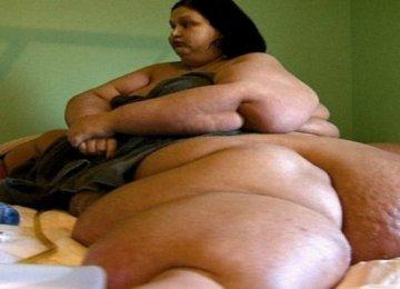 """""""הרוצחת במשקל חצי טון"""" בת ה37 שכיכבה בכותרות הורידה ממשקלה 373 ק""""ג לא תאמינו איך היא נראית עכשיו!!"""