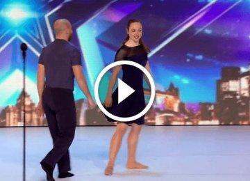 אף אחד לא רוקד כמו הזוג הזה. השופטים היו בשוק טוטאלי!
