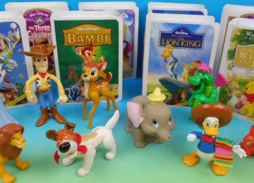 הצעצועים שהכי אהבנו לקבל במקדונלדס