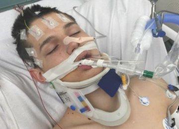 נער הוכרז מת 20 דקות לאחר מכן הוא מתעורר ומספר את מי פגש בגן עדן
