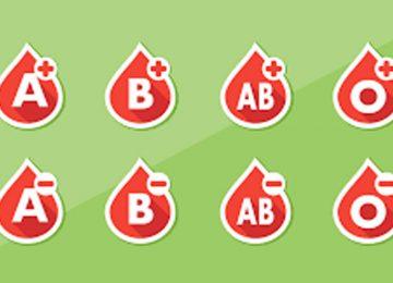 הידעתם? סוג הדם שלכם מגלה דברים רבים על מצבכם הבריאותי